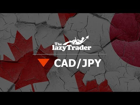 How To Trade Canadian Dollar / Japanese Yen CADJPY