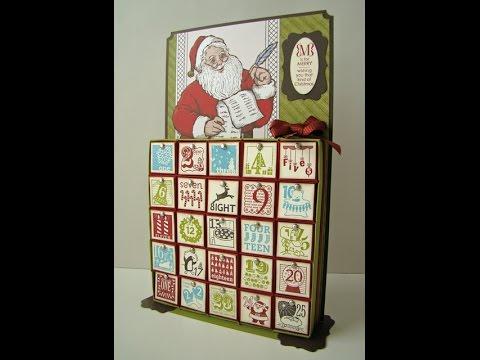 inch box advent calendar part 2 youtube. Black Bedroom Furniture Sets. Home Design Ideas