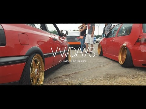 VW DAYS 2015 - Low Conformists