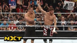 Relive Sami Zayn's gutsy battle against John Cena: WWE NXT, Dec. 9, 2015 thumbnail