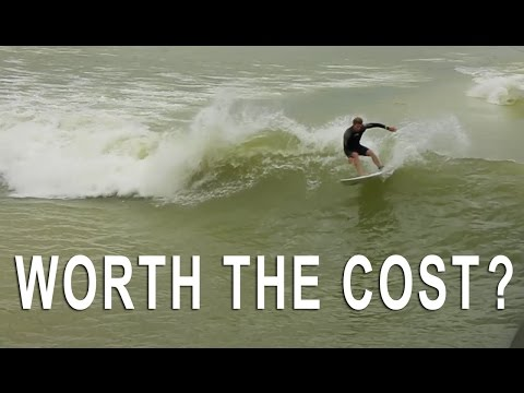 NLand Surf Park Reef Experience Surfing In Texas