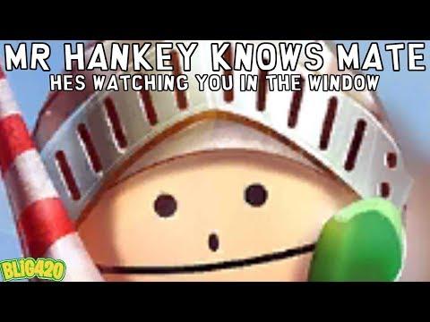 South Park Phone Destroyer. MR HANKEY KNOWS