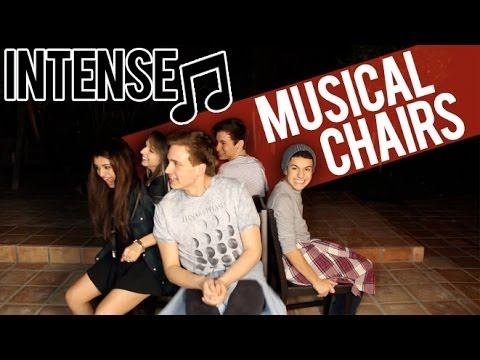 INTENSE MUSICAL CHAIRS