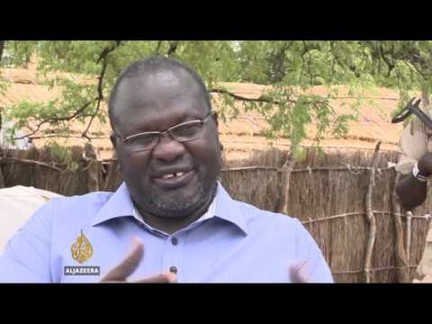 South Sudan's Riek Machar 'prevented from returning' to Juba