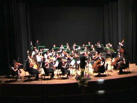 Orchestra sinfonica giovanile del conservatorio N. Piccinni di Bari