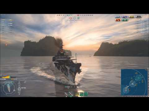 Des Moines class action and general fun! World of Warships!