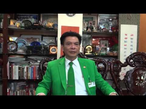 Thông điệp của Ông Hồ Huy Chủ tịch Mai Linh Group gửi đến CBNV Mai Linh nhân dịp Xuân 2014