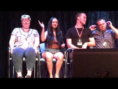 Royal Caribbean Explorer of the Seas 2nd Hypnotist Show