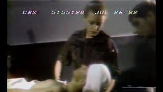 Vietnam War Nurses & PTSD - CBS Evening News - July 26, 1982