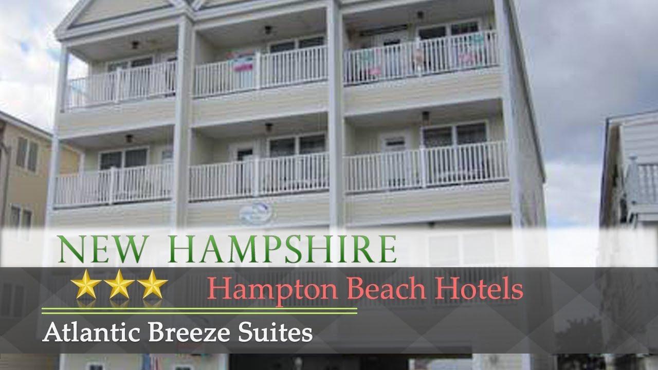 Atlantic Breeze Suites Hampton Beach Hotels New Hampshire