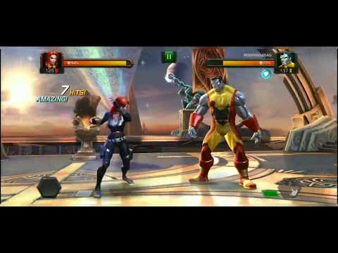black-widow-5-back-to-back-knockouts-|-marvel-contest-of-champions