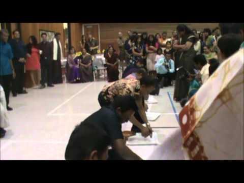 Sri lankan New years party hamilton canada
