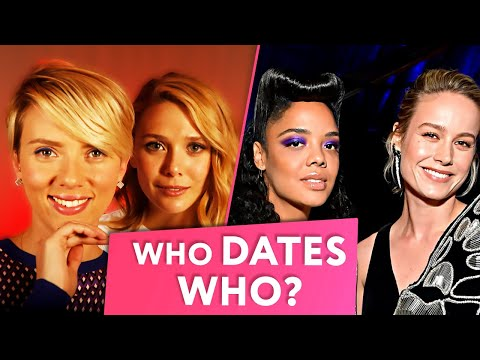 Avengers Endgame Actresses Real-life Partners Revealed |⭐ OSSA Radar