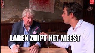 Larense kakkers drinken het meest van Nederland