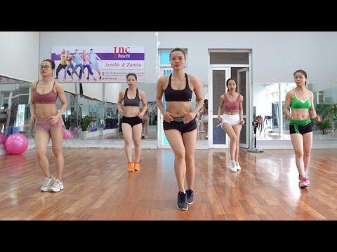 20 Phút Giảm Mỡ Toàn Thân - Vóc Dáng Hoàn Hảo | Inc Dance Fit