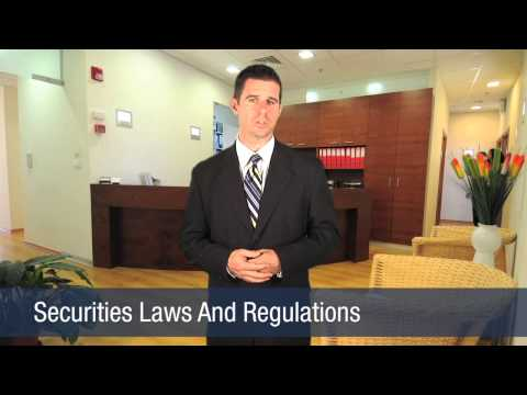 Securities Laws And Regulations