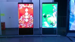 P3 and P4 smart advertising LED display