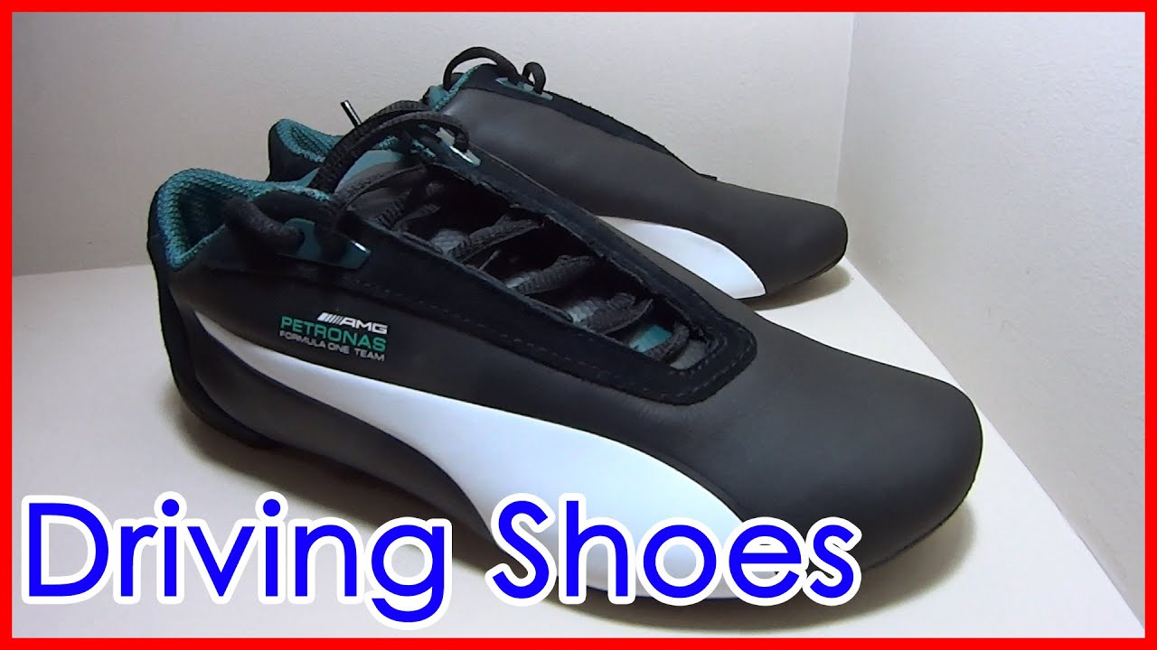 Road trip driving shoes for hard-to-buy Car Geek  PUMA Mercedes AMG Future  Cat S2 8e6c4a078
