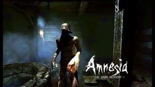 Amnesia: Mroczny obłęd - gameplay #1 (zapis z live'a)