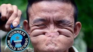 Los record guinness mas famosos del mundo  | Guinness World Records 2015
