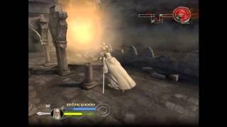 Live Gameplay/El señor de los anillos - El Retorno del Rey/Camino del Mago - Minas tirith/murallas