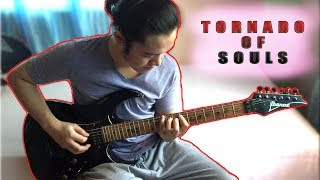 Megadeth - Tornado of Souls [Guitar Cover by Sarj] thumbnail