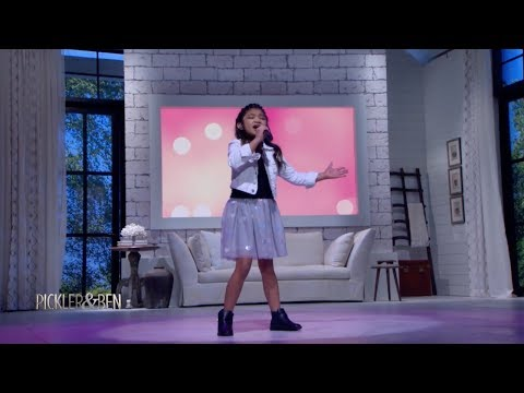 Angelica Hale Performs