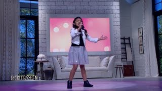 """Angelica Hale Performs """"Rise Up"""" on Pickler & Ben"""