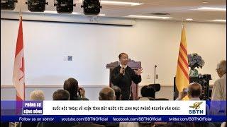 PHÓNG SỰ CỘNG ĐỒNG: Hội thoại về hiện tình đất nước với linh mục Phero Nguyễn Văn Khải tại Canada
