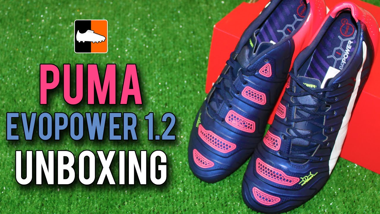 ... italy puma 2015 evopower 1.2 unboxing fabregas balotelli football boots  youtube d640e 4c9d4 5bb9b1a53