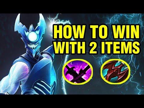 HOW TO WIN WITH 2 ITEMS - Ana Plays Razor - Dota 2
