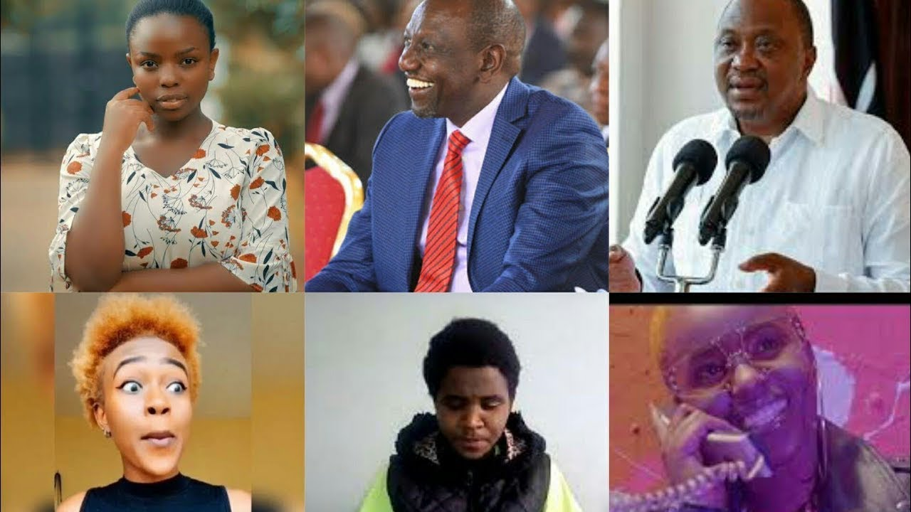 QUARANTINE DOSE (COMPILATION 3) FT Uhuru, Raila, Dp Ruto, Betty Kyalo, Maria - UDUDU COMEDY