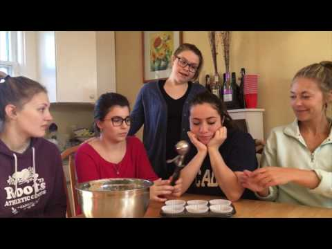 Morning Glory Muffins 2017 with bloopers