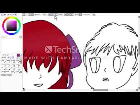 Desenhando MarSar 1ª parte