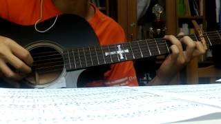 [forever friend] guitar solo fingerstyle practice 吉他獨奏