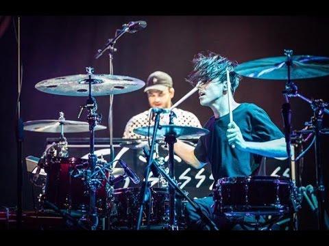 The Chainsmokers - LIVE DRUM SOLO - Matt McGuire
