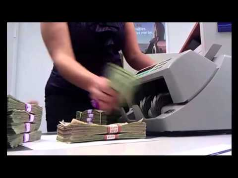 Counting Money in The Bank - Law of Attraction