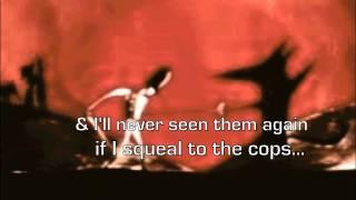 Radiohead - A Wolf at the Door (Lyrics On Screen)