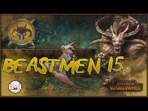 Total War Warhammer - Beastmen Campaign - 15