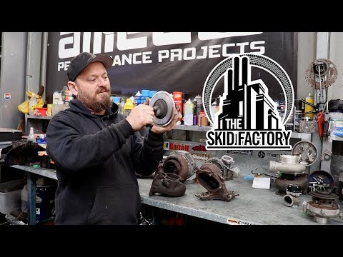 THE SKID FACTORY - Turbos Explained