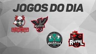 EGAMES - Community: Dexterity Team x Majestic e-Sport/VHL x Royal Alpha e-Sports (XBOX)
