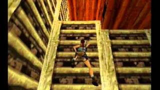 Tomb Raider 2 - 03 - Venise (Level 2) - No Med pack Walkthrough PS
