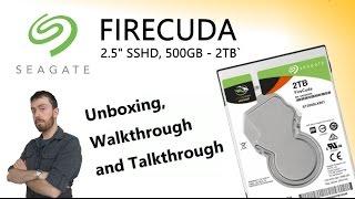 The Seagate Firecuda SSHD 2TB ST2000LX001 ST1000LX015 ST500LX025