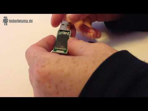 3D Printed USB Case