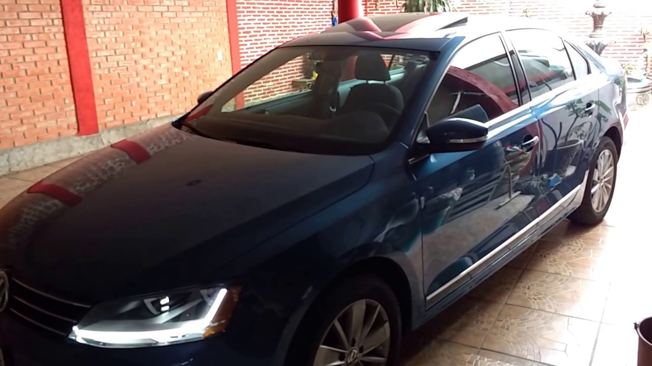 Volkswagen Jetta 2017 Version Comfortline México. - YouTube
