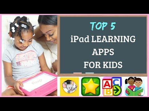 TOP 5 BEST (FREE) APPS FOR KIDS | LEARNING EDUCATIONAL APPS FOR PRESCHOOL & KINDERGARTEN