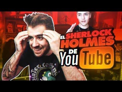 SHERLOCK HOLMES OF YOUTUBE