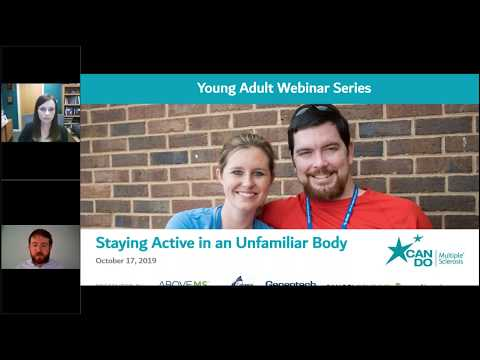 Staying Active in an Unfamiliar Body