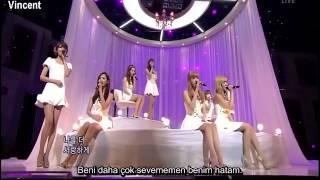 SNSD-Mistake Türkçe Altyazılı - Stafaband