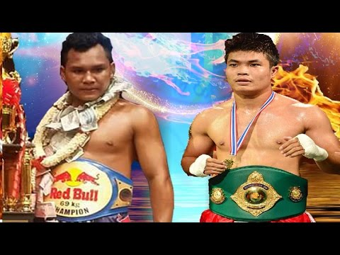 Roeung Sophorn vs Watchharalek(thai), Khmer Boxing Bayon 02 Apr 2017, Kun Khmer vs Muay Thai